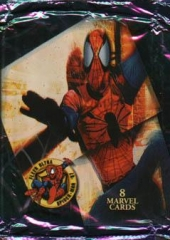 Fleer Ultra Spider-Man Trading Cards