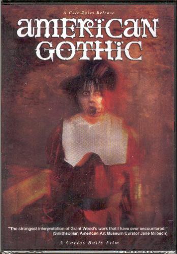 American Gothic DVD