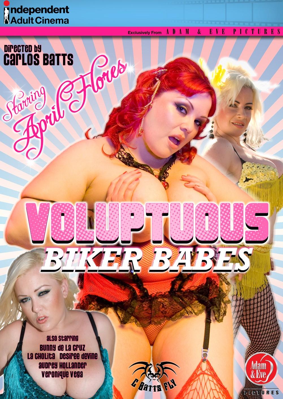 Voluptuous Biker Babes