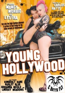 Young Hollywood DVD